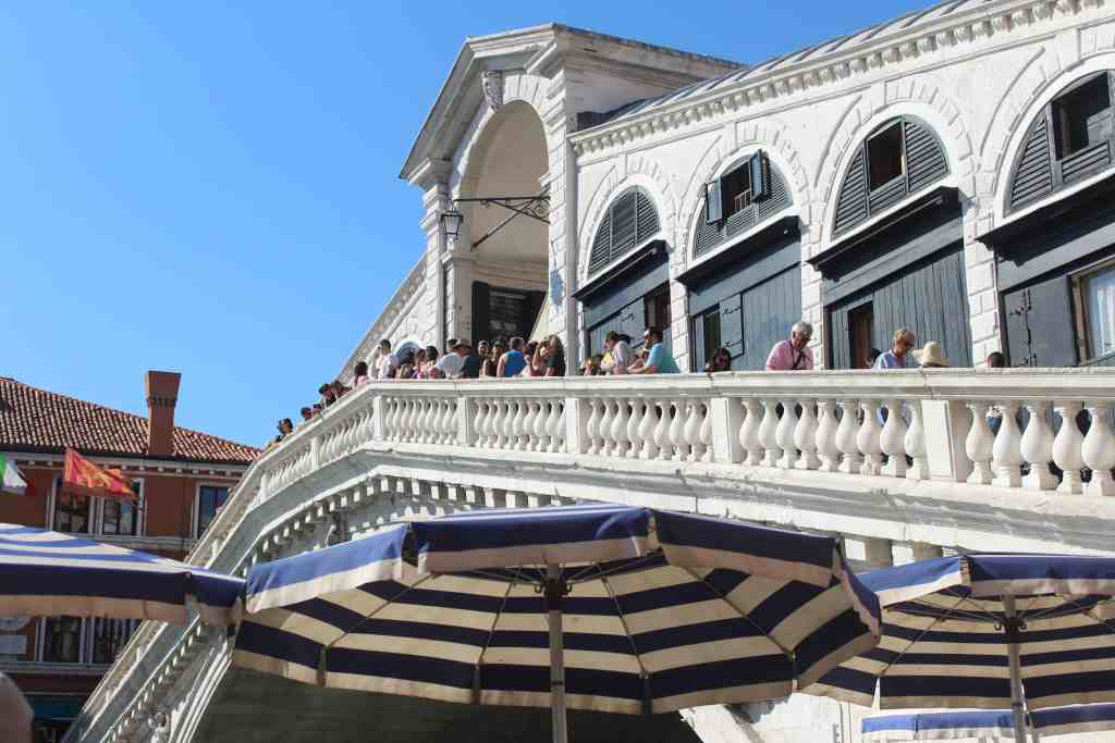 24 Hours in Venice - Rialto Bridge