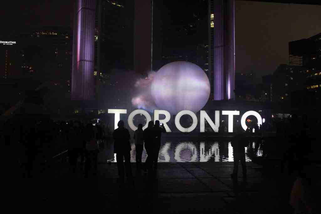 Free things to do in toronto - Nuit Blanche