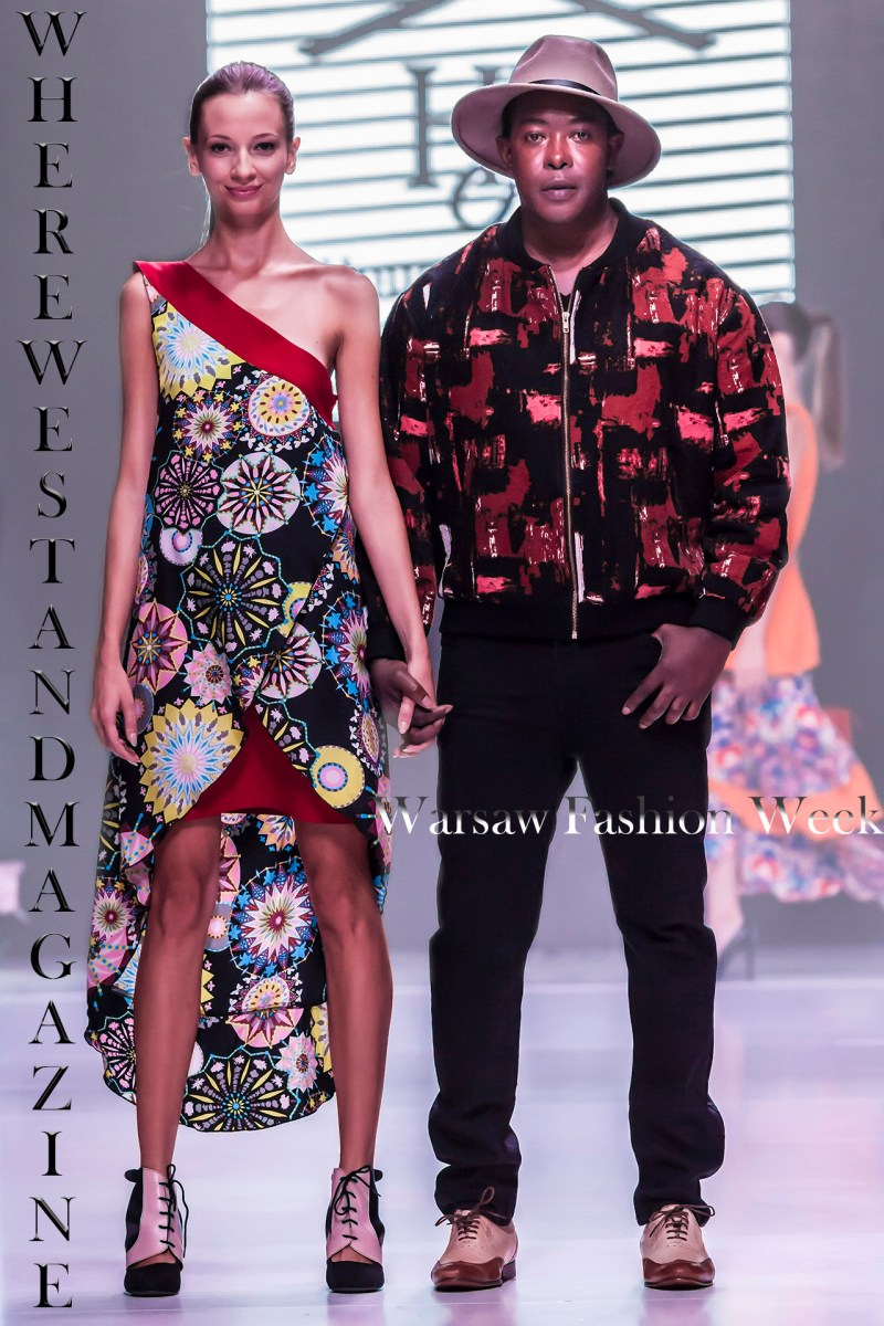 10 Questions with Carmichael Byfield Warsaw Fashion Week Sept 2016