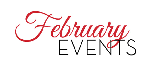 February Events 2017