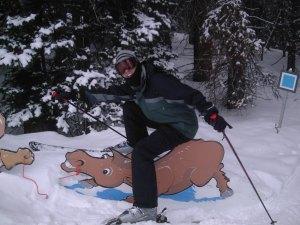 Snowmass reinder