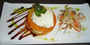 Cala Bella tomato appetizer