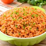 Easy Spanish Rice • Restaurant-Style