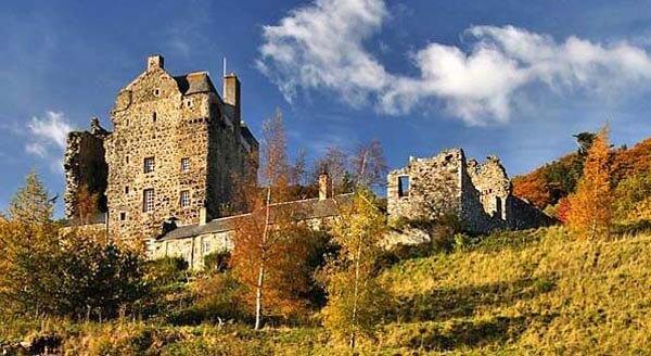 Neidpath Castle - Scotland