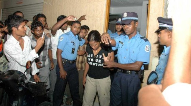 Maldives Crime