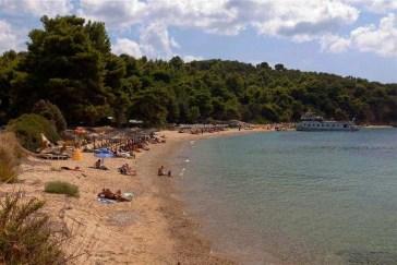 Agai Eleni Beach Skiathos