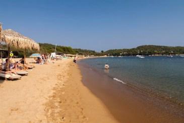 Agia Paraskevi Beach Skiathos