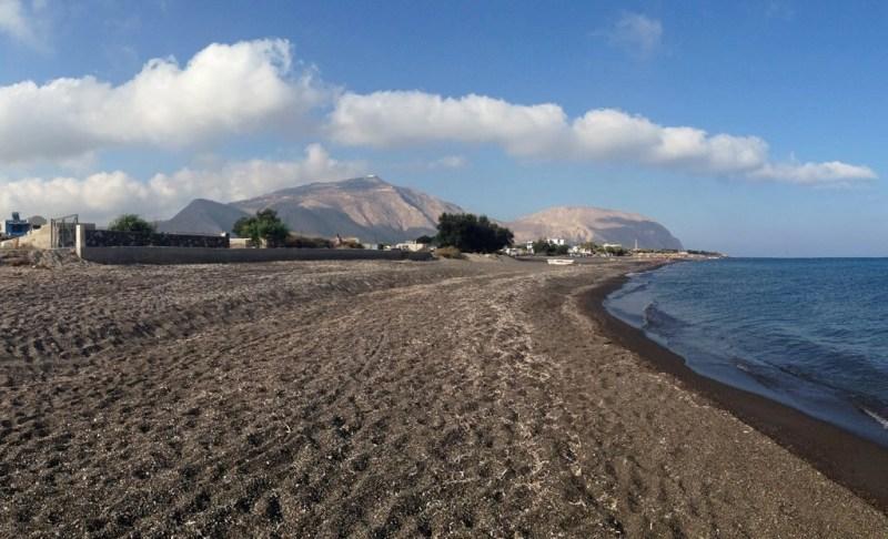 Agios Georgios Beach Santorini