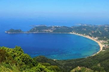 Agios Georgios Pagon Beach Corfu