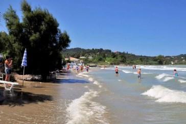 Agnos Beach Corfu