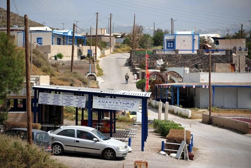 Akrotiri Village Santorini