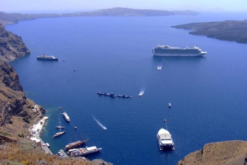 Caldera Cruise Santorini