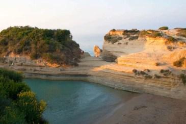 Canal D'amor Corfu