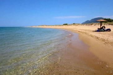 Halikounas Beach Corfu
