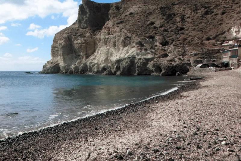 Kambia Beach Santorini