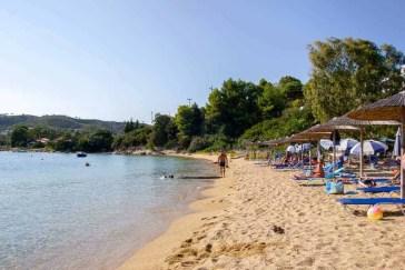 Kolios Beach Skiathos