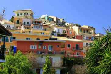 Pelekas Houses Corfu