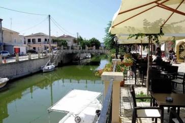 Potami River Lefkimmi Corfu