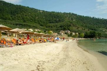 Golden Beach Thassos