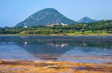 Lake Korission Corfu