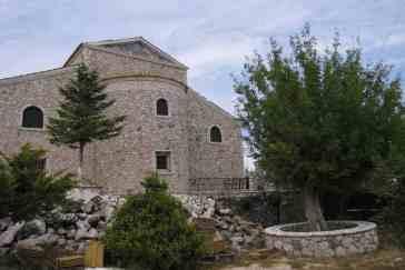 Pantokrator Church Corfu