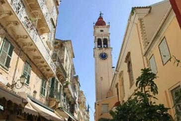 Saint Spyridon Church Corfu