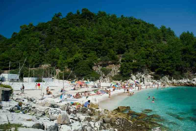 Saliara Beach Thassos