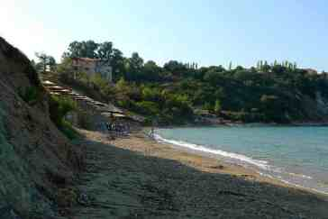 Porto Roma Beach Zakynthos