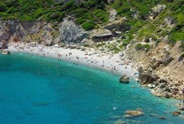 Kastro Beach Skiathos
