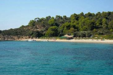Tsougria Beach Skiathos