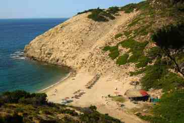 Mikros Aselinos Beach Skiathos