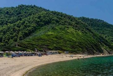 Ligaries Beach Skiathos