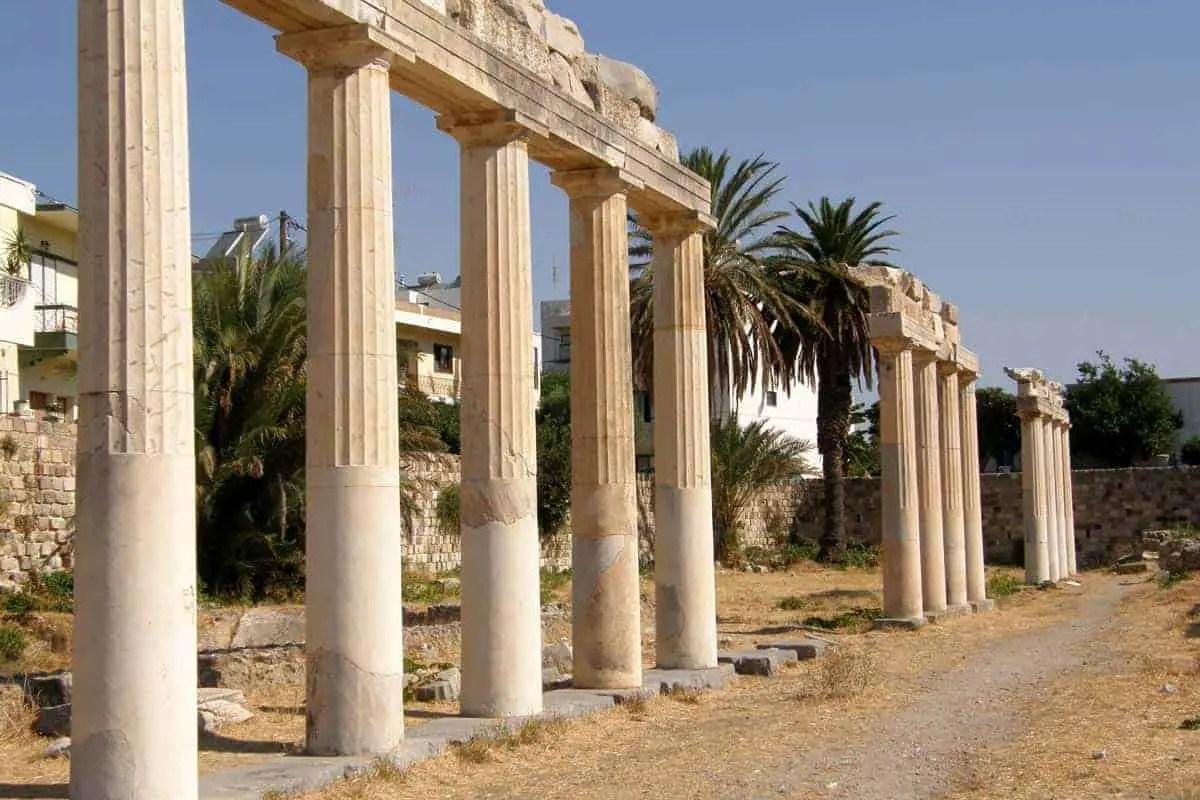 Ancient Gymnasium Kos