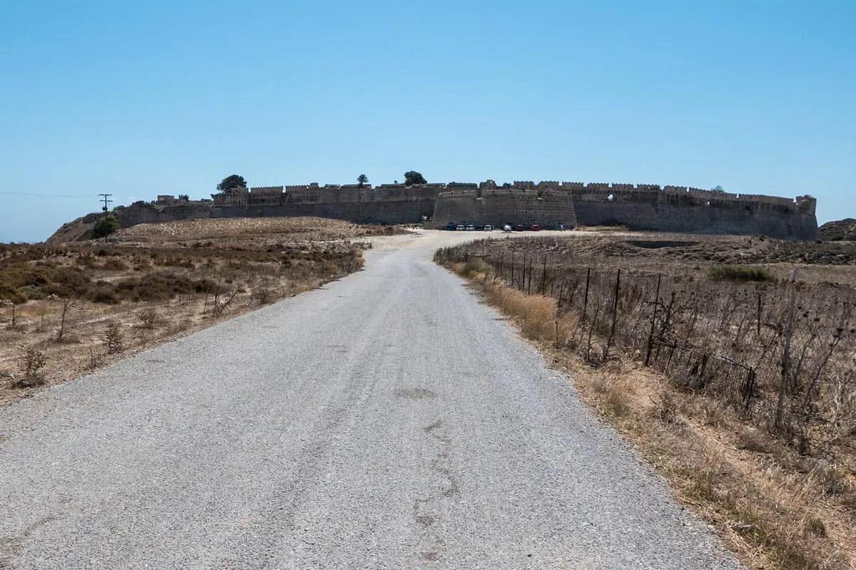 Antimachia Castle Kos