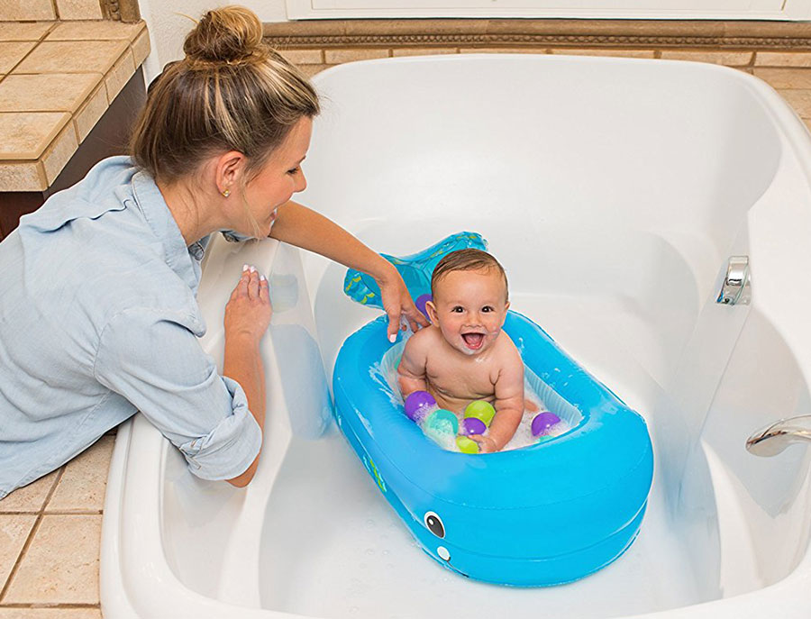Best 5 Inflatable Baby Infant Bathtubs 2017 Which Inflatable