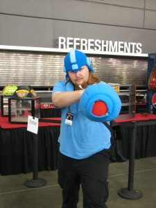 Yay! Mega Man