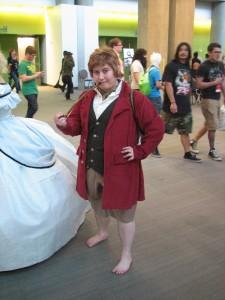 Bilbo Baggins (*insert Leonard Nimoy song here*)
