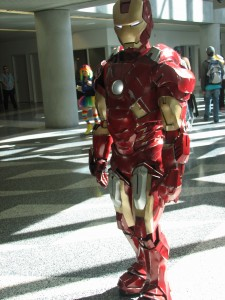 Probably the most awesome Iron Man cosplay I've seen