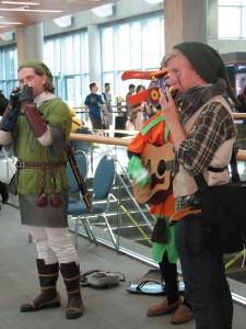 The Ocarina Band