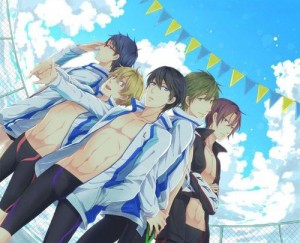 Free! group