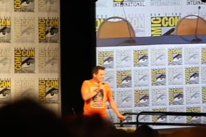 Why, yes, that is John Barrowman.