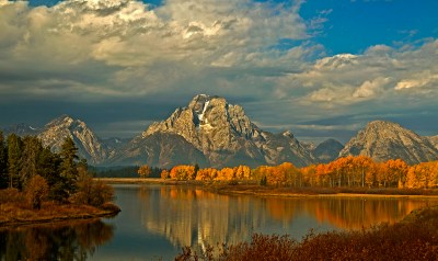 Oxbow Bend Teton - David Stout EFIAP, PPSA, DPAGB