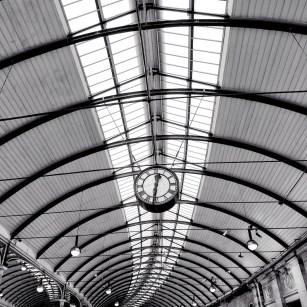 2nd - The Railway Clock - Sue Hingley