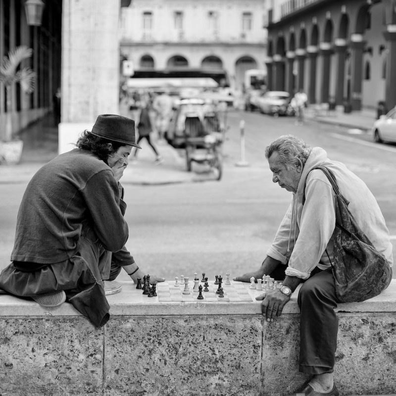 HC - Chess in Havana - Sue Hingley