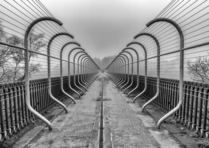 HC - Steel Crossing - Kevin Morgan
