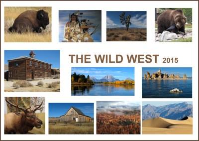 01 Wild West 2015 POSTCARD