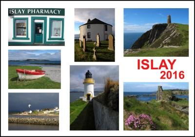 Islay 2016 POSTCARD