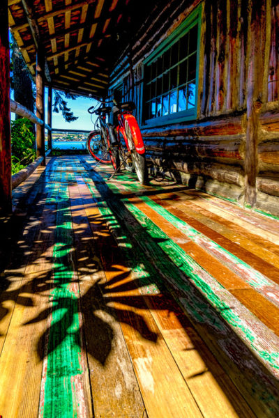Captain Whidbey Bikes (photo by Denis Hill)
