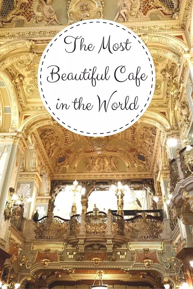 New York Palace Cafe Budapest