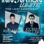 Innovation White: The Lost Continent